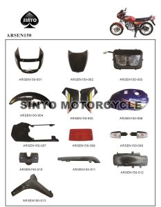 Hight Quality Low Price Spare Parts pictures & photos