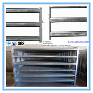Galvanized Steel Cattle Fencing Panels