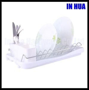 Druable Chrome Plated Dish Holder China Distributor