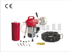 Portable Pipe Drain Cleaning Machine/ Drain Cleaner (QG75) pictures & photos