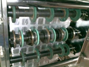 Slb-400 Strip Packing Machine pictures & photos