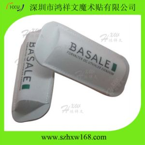 White Color Ski Sleeve with Logo HXW-B057