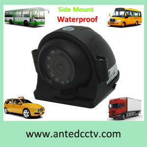 Metal Vandalproof Waterproof IP66 Side View Car Camera for Vehicle Truck Bus Cargo Van pictures & photos
