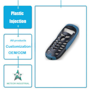Customized Plastic Injection Moulding Products Electronic Remote Control Plastic Cover pictures & photos