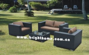 High Quality Rattan Furniture / Outdoor Garden Wicker Furniture pictures & photos