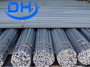 Hot Rolled Deformed Steel Rebar From China Tangshan pictures & photos