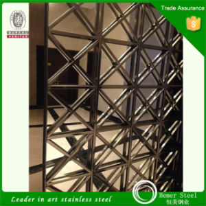 Decorative Stainless Steel Laser Cut Outdoor Metal Screen Made in China pictures & photos