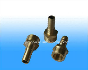 Brass CNC Machining Fittings pictures & photos