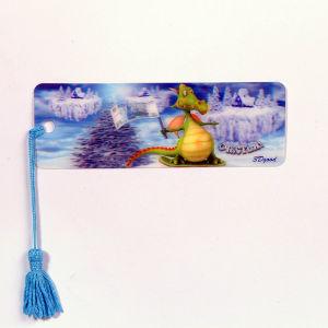 Custom Plastic 3D Animal Bookmarks pictures & photos