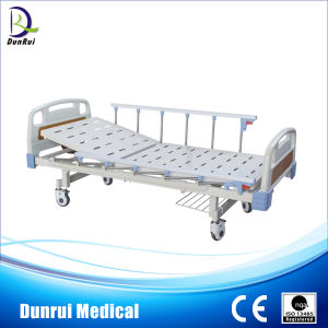 Cheap Price Manual One Function Donation Hospital Bed