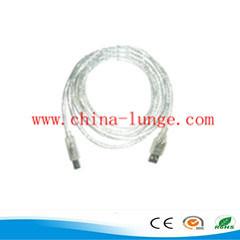 Premium USB 2.0 Cable AM/BM 2M pictures & photos