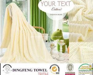 100% Cotton Color Strip Soft Bath Towel Df-3678 pictures & photos