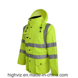 Safety Jacket with ANSI107 Certificate (C2442) pictures & photos
