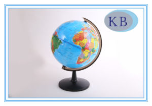 32mm Sticker Globe Teaching Aid for Kids School World Globe pictures & photos