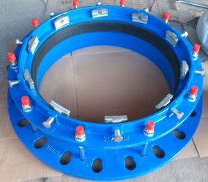 Restrained Adaptor Flange for PE PVC Di Pipe pictures & photos