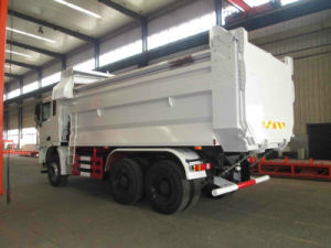 6*4 F-Type Lifting Tipping Truck with Competitive Price pictures & photos