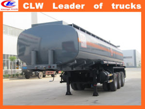 50cbm 3 Axle Fuel Semi Trailer pictures & photos