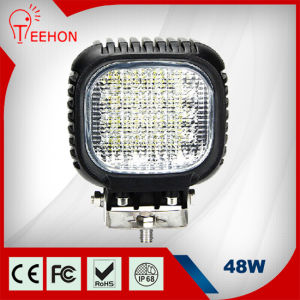 48W CREE Chips LED Work Light for Offroad Truck pictures & photos