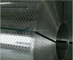 Aluminum Coil with Surface Tread