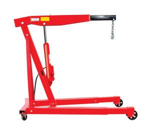 3ton Air/Hydraulic Shop Crane Engine Cherry Picker Hoist Lift pictures & photos