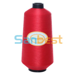 100% Continuous Nylon Textured Thread for Babywear 100d/2 pictures & photos