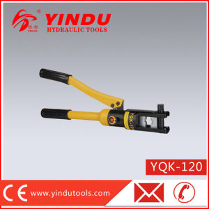 8t Output Hydraulic Cable Crimper (YQK-120) pictures & photos