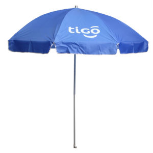 Manual Open Promotional Sun Umbrella (JS-042) pictures & photos