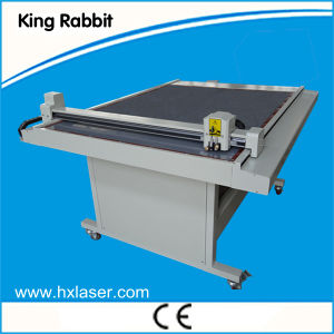 China King Rabbit Flatbed Plotter Cutter pictures & photos