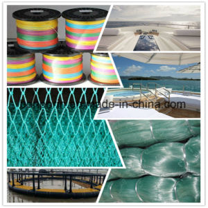 Special UHMWPE Fiber for Fishing Net pictures & photos