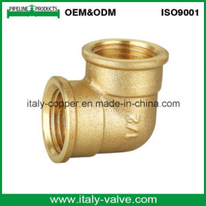 OEM&ODM Forged Brass Equal Elbow (AV9008A) pictures & photos