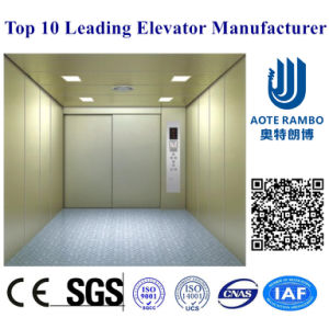 Large Capacity Freight Elevator/Lift Without Machine Room (H01) pictures & photos