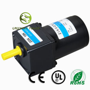 1200 Rpm 6W 1pH/3pH AC Gear Motor pictures & photos