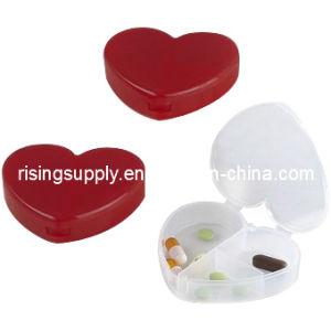 Eco-Friendly Plastic Pill Box (HS-305) pictures & photos