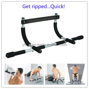 Door Gym Total Body Workout Bar with Ab Straps pictures & photos