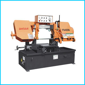 Fs4230 Semi-Automatic Metal Cutting Band Saw Machine