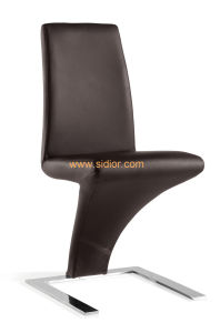 (SD-1018) Modern Home Restaurant Dining Furniture Chromed Steel Dining Chair pictures & photos