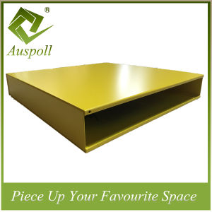Aluminum Combined Colors Baffle Ceiling Panels pictures & photos