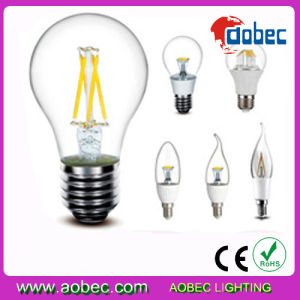 LED Filament Candle Bulb