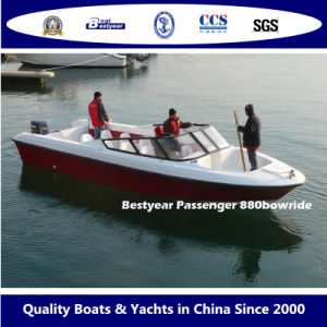 Bestyear Passenger 880 Boat Bowride pictures & photos