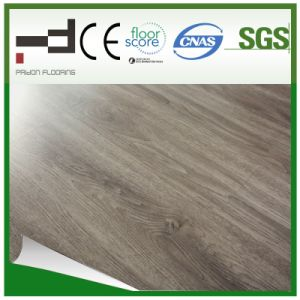 12mm Hand-Scraped Imitation Wood V-Bevelled Laminated Flooring pictures & photos