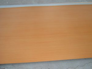 Beech Color Melamine Faced MDF Board pictures & photos