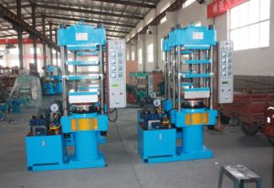 Rubber Machinery Plate Vulcanizing Press pictures & photos