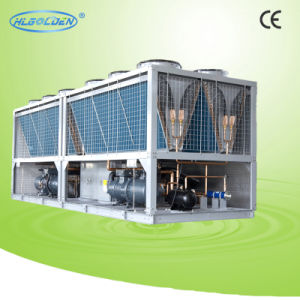 HVAC Air Cooled Water Chiller, Screw Type Water Chiller for Central Air Conditioner pictures & photos