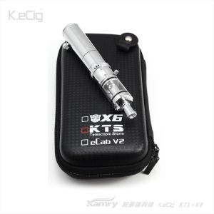 Kamry Telescope Ecigarette Kts Mechanical Mod with 18650/18350 Battery
