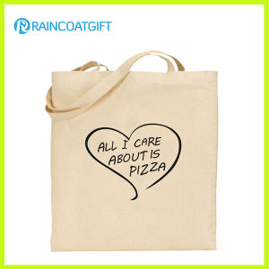 Promotional Natural Recycled Shopping Cotton Bag Rbc-087 pictures & photos