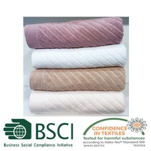 100% Cotton Face Towel Plain Color