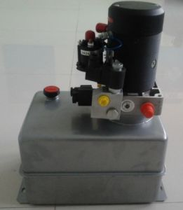 Hydraulic Power Pack for Electric Pallet Truck pictures & photos