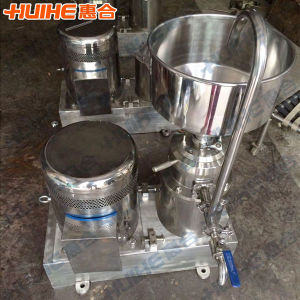 China Sanitary Stainless Steel Colloid Mill pictures & photos