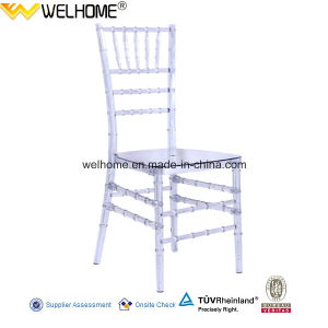 Hot Sale Clear Resin Chiavari Chair pictures & photos