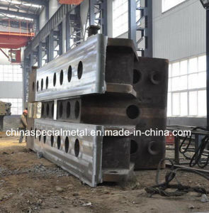 Large Steel Castings for Press Machine Frame